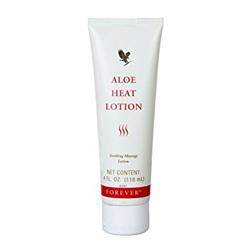 Forever Aloe vera - Heat lotion - ref 64
